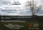 Minėsime poeto, partizano Broniaus Krivicko 100-ąsias gimimo metines