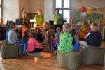 Bibliotekoje vyko tradicinė Šiaurės šalių bibliotekų savaitė